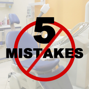 5 Mistakes Patients Make When Choosing a Dentist in Sacramento