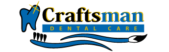 Craftsman Dental Care Logo
